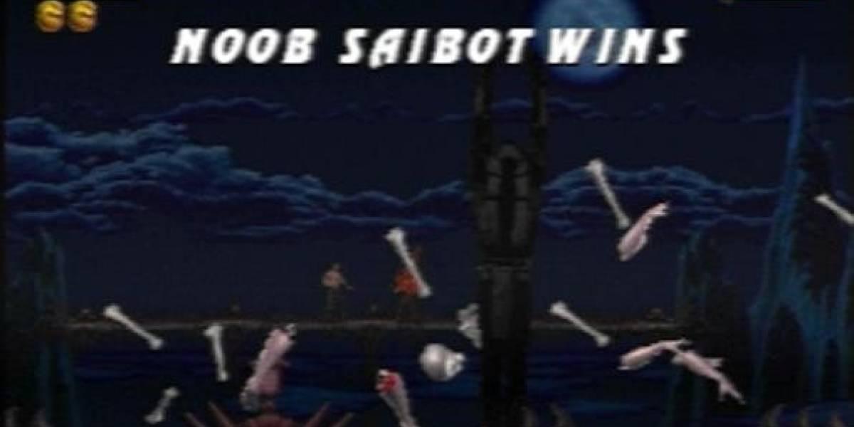 Noob Saibot en el nuevo trailer de Mortal Kombat