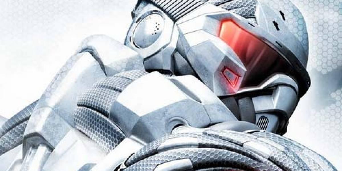 Crysis Beta Screenshots Leaks como la seda