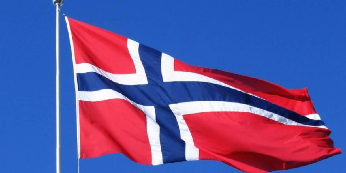 En Noruega, a nadie se le permite monitorear a quienes comparten archivos en la red