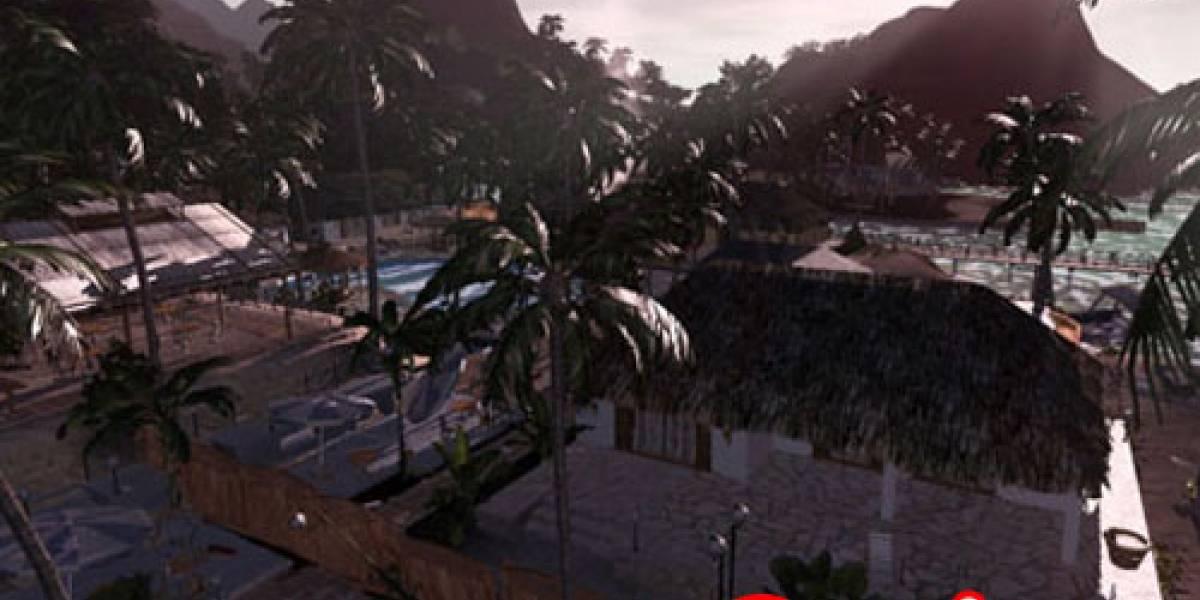 Dead Island = Crysis + Resident Evil