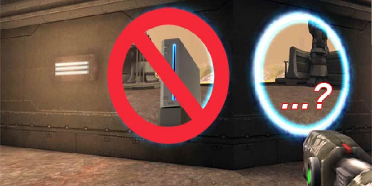 No habrá Portal para Wii
