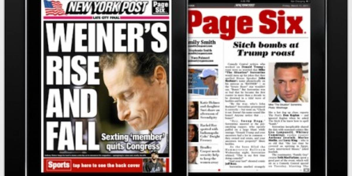 NYP bloquea acesso a su página a través del navegador del iPhone y iPad