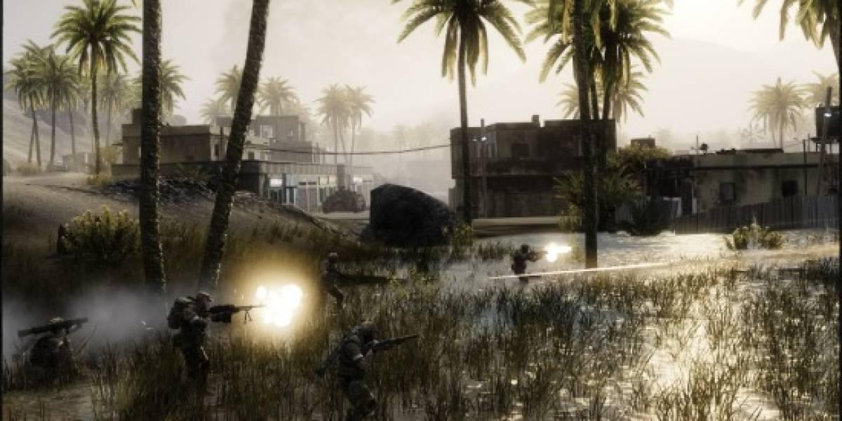 Nuevo paquete de mapas para Battlefield: Bad Company 2