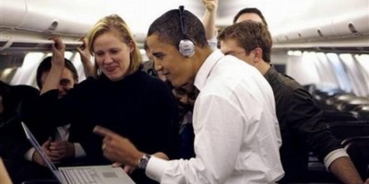 Plan Obama: Que el 98% de los ciudadanos cuenten con acceso a Internet