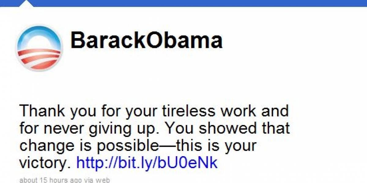 Arrestan a un francés por robarse el Twitter de Obama
