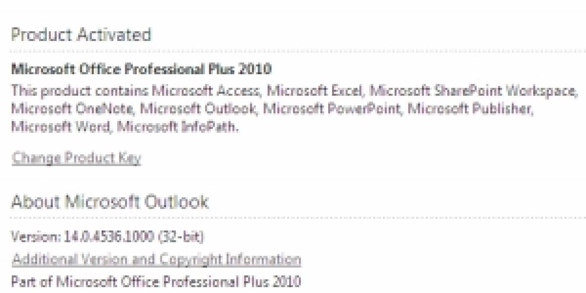 Microsoft publica las especificaciones de los archivos .pst