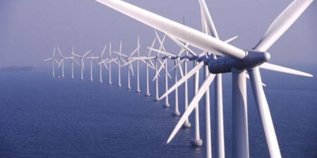 Inglaterra y la granja de viento marítima más grande del mundo