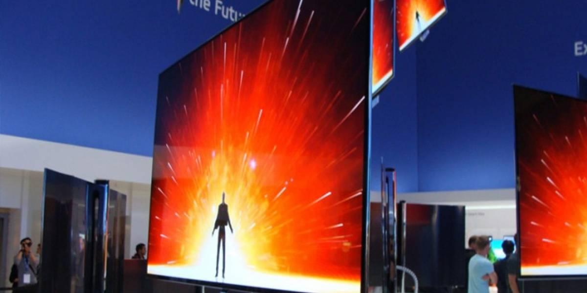 Samsung perdió dos carísimos televisores OLED en el viaje a IFA 2012