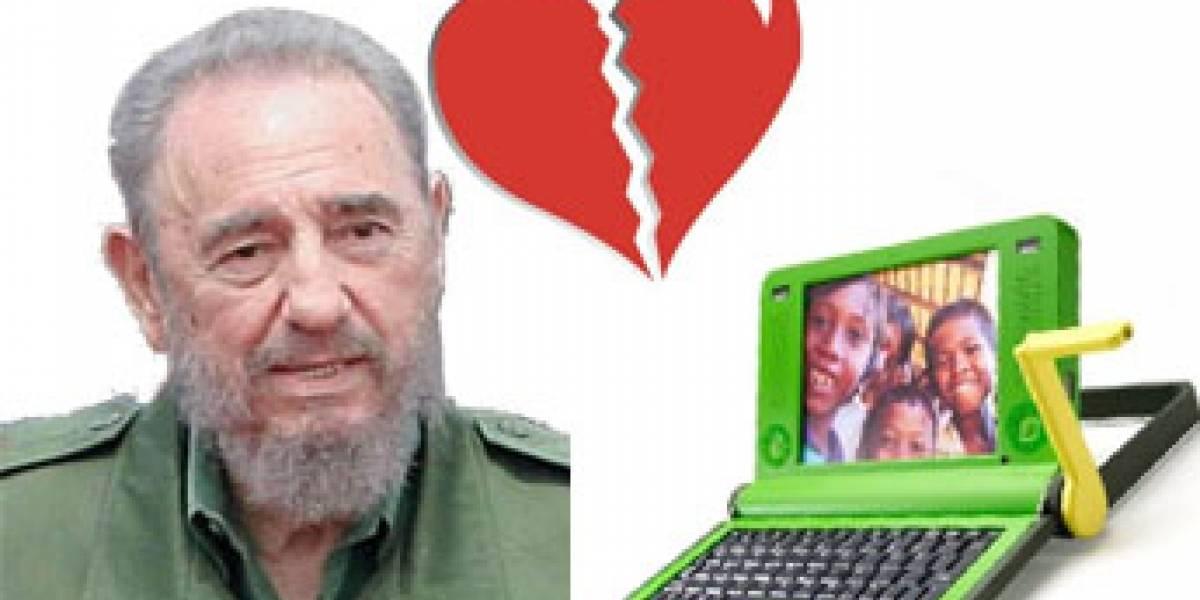 OLPC para todos!... excepto para Cuba