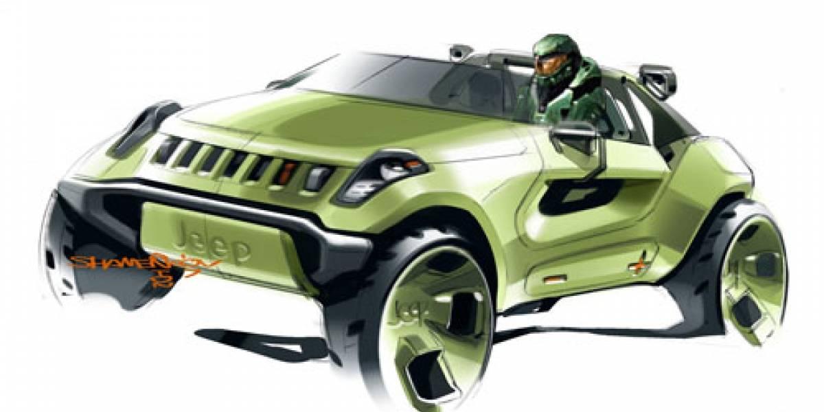 El nuevo Jeep... esperen! eso ya lo ví antes! y en modo Legendary!