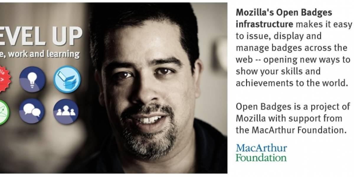 Mozilla convoca a diseñadores al primer concurso de insignias para el aprendizaje