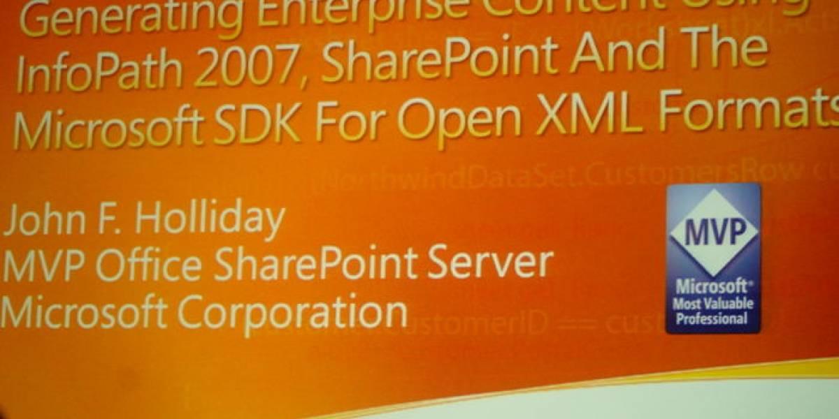 Microsoft promete soporte completo para su estándar OOXML en Office 15