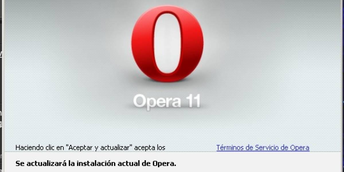 """Opera Software nos adelanta una primera pincelada de """"Barracuda"""""""