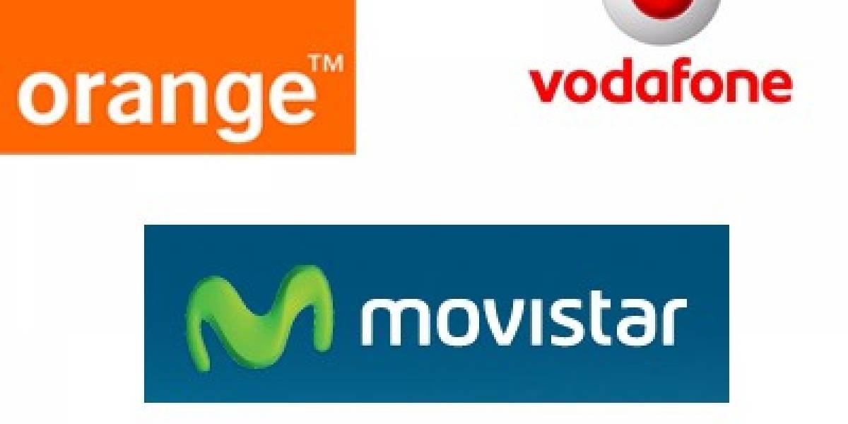 España: Multan a Movistar, Vodafone, Orange y Yoigo
