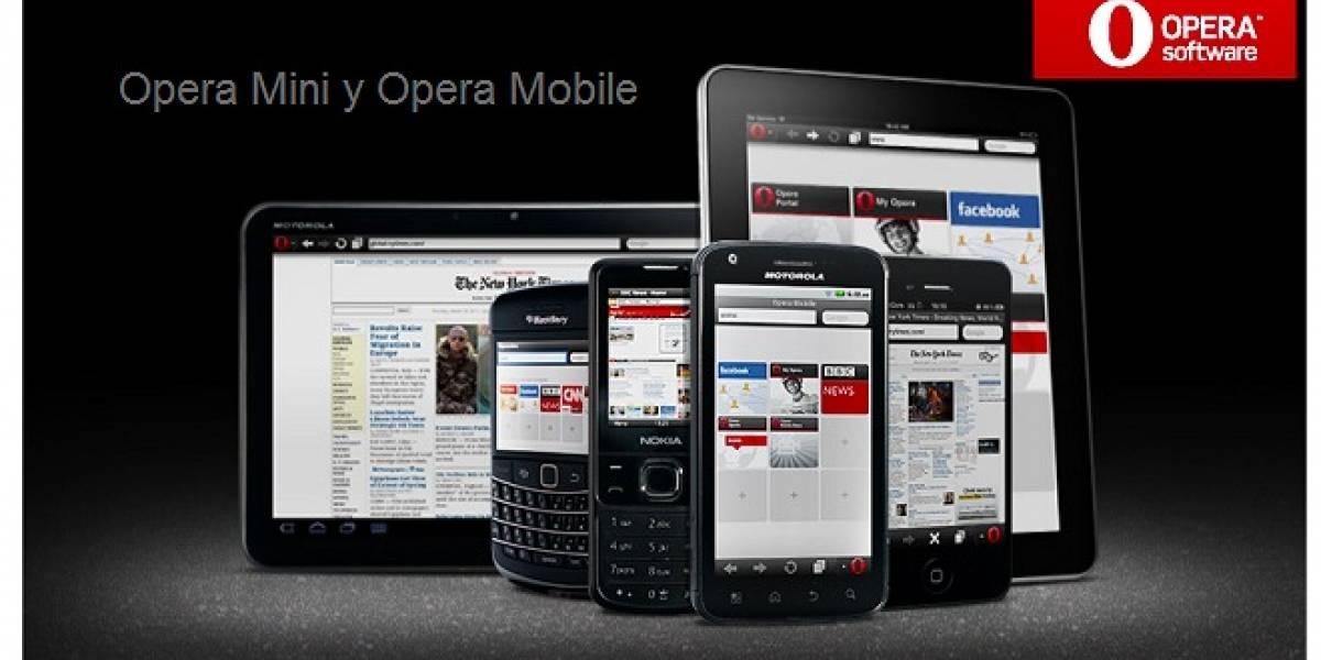Opera Mobile 11.5 ya está disponible para Android con varias novedades