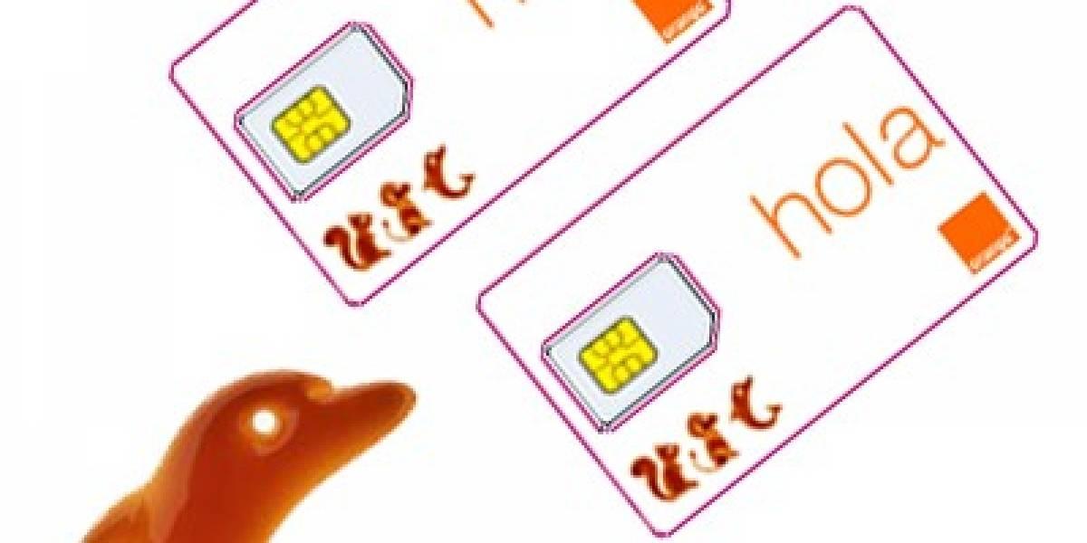 España: Orange ofrece una segunda SIM para navegar con 3G