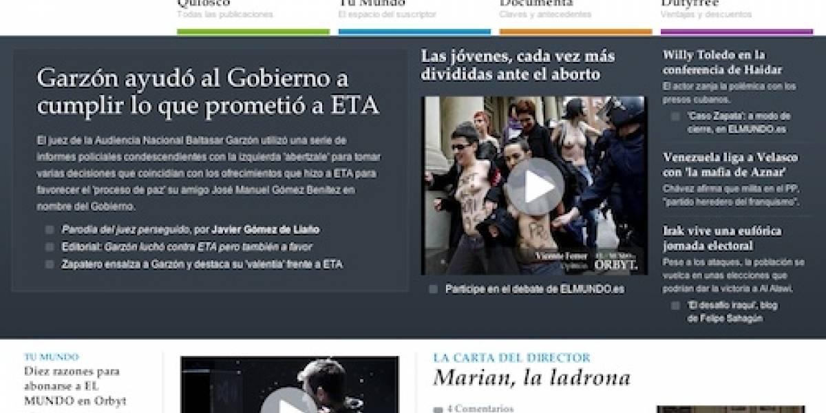 España entra de lleno en el mundo de la prensa online de pago