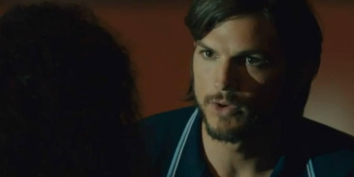 "Woz opina que la escena de Ashton Kutcher como Steve Jobs es ""totalmente errónea"""