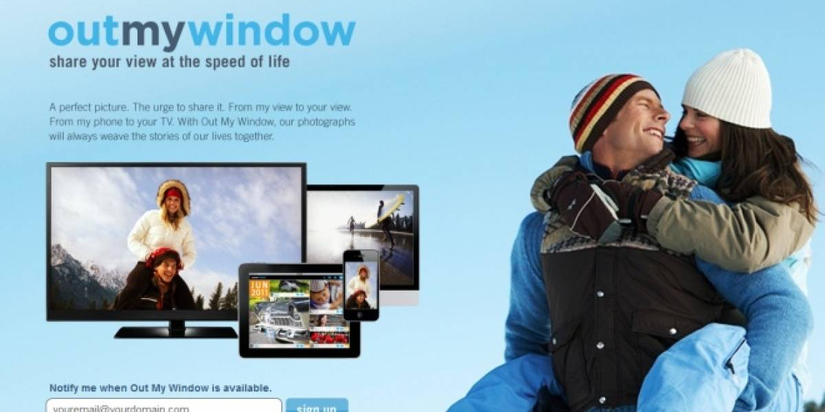 Out My Window es el nuevo servicio para compartir imágenes de Warner