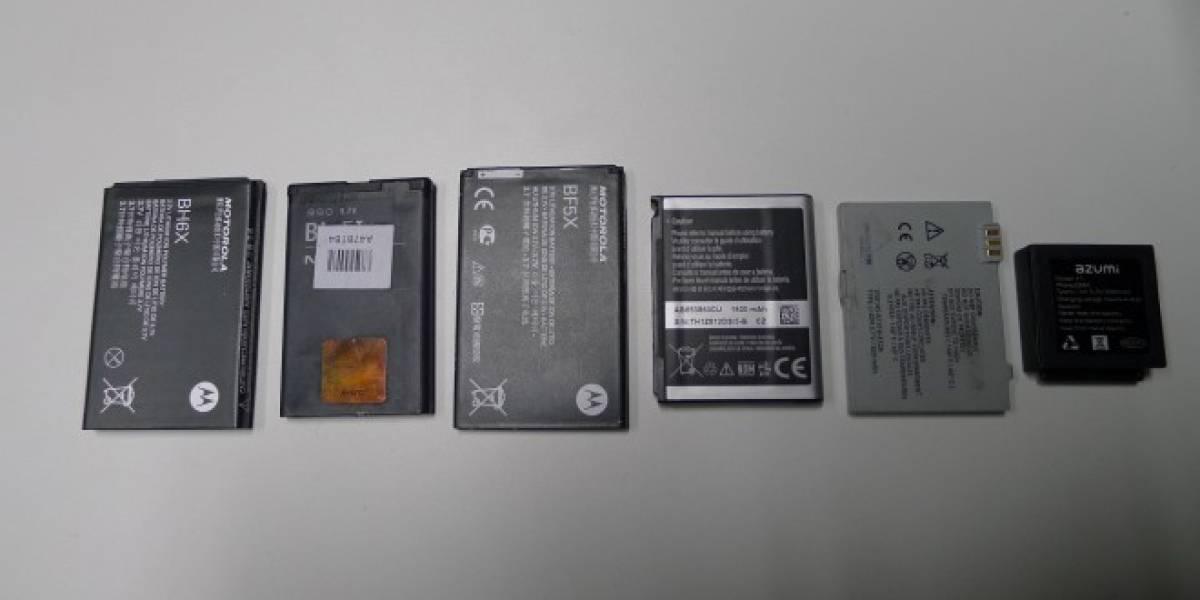 Mitos y verdades de las baterías de celulares