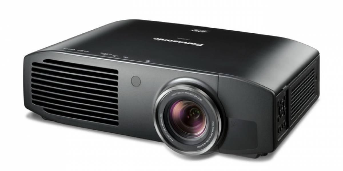 México: Panasonic presenta nuevo proyector para Cine en Casa