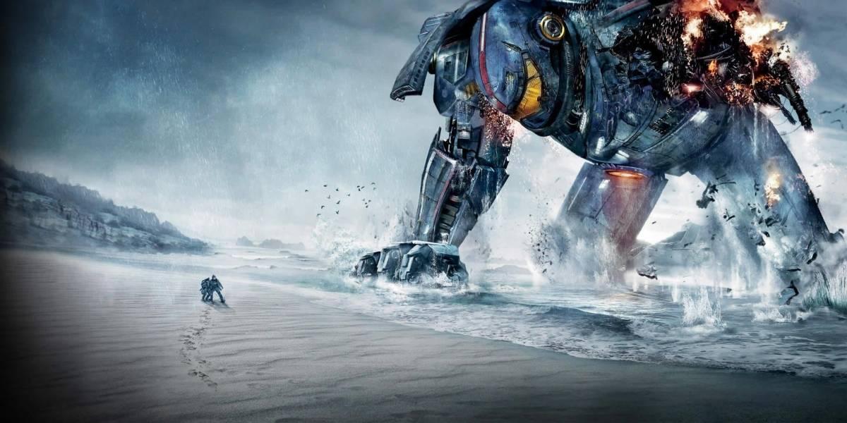 Trailer de 'Pacific Rim': Monstruos gigantes nos atacan, robots gigantes nos defienden