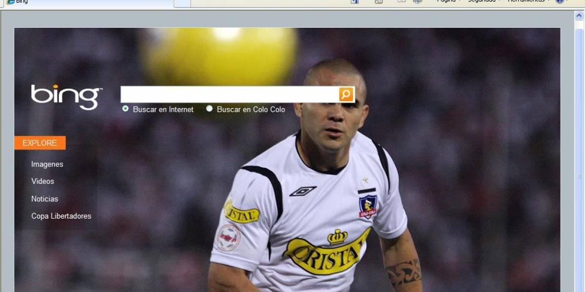 Colo Colo, Chivas, Boca Juniors y Palmeiras tienen su propia versión de Internet Explorer