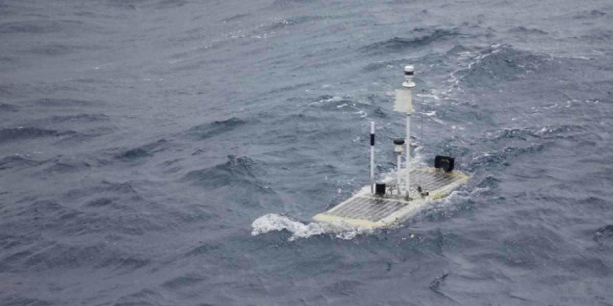 Robot rompe récord Guinness al navegar 14.000 kilómetros por si mismo