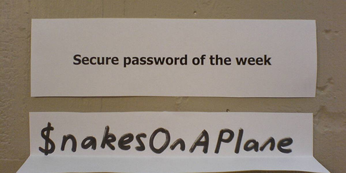 El password más común es... sí, 123456