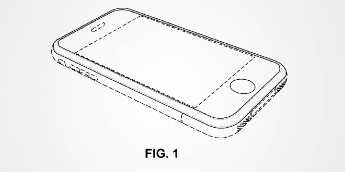 Google: No sabíamos que se podían patentar los bordes redondeados