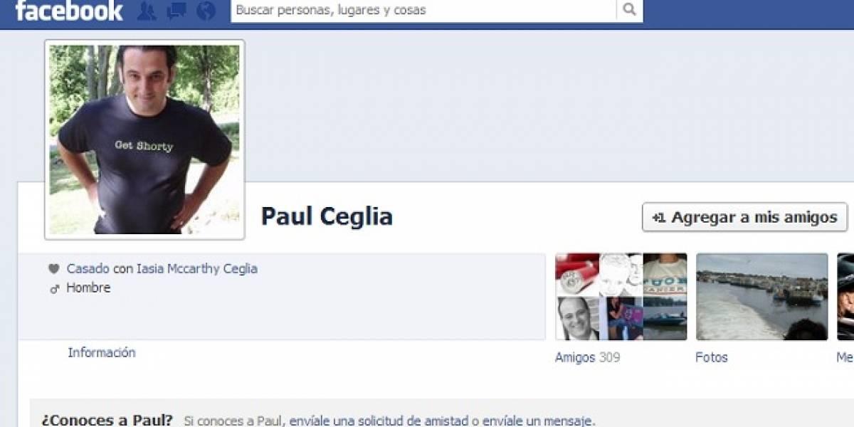 Paul Ceglia tendrá que pagarle US$ 90.000 a Facebook por gastos legales