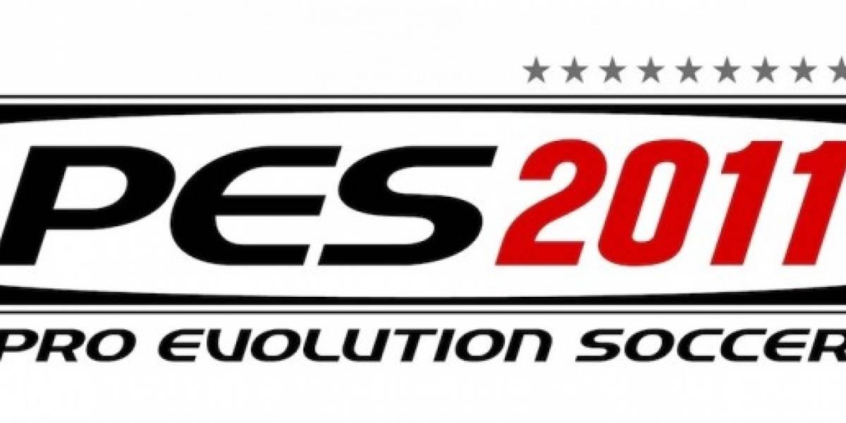 PES 2011 recibirá un parche durante la próxima semana