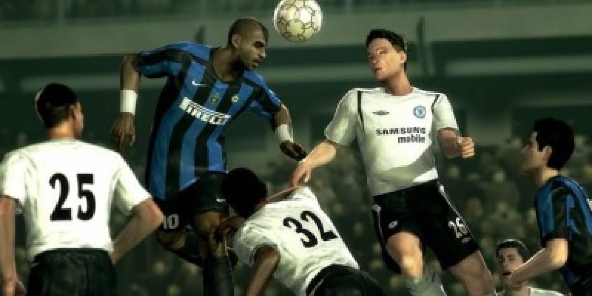 Descarga ya el demo de Pro Evolution Soccer 6 desde Xbox Live