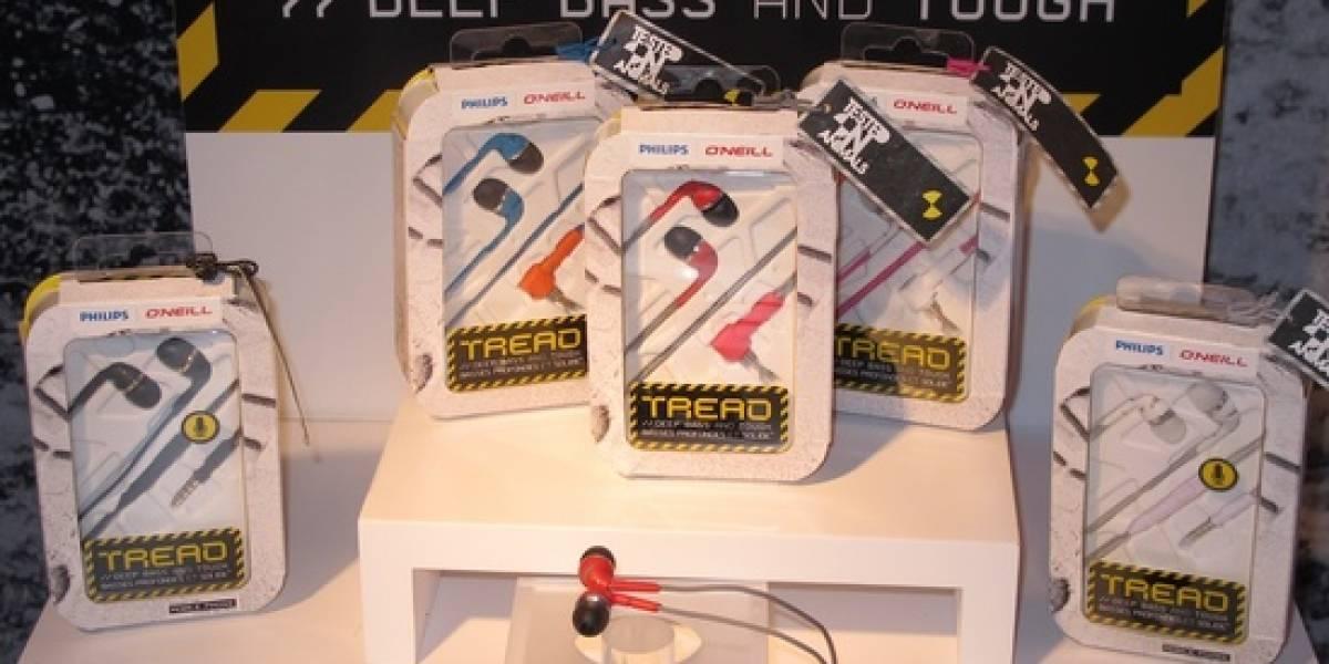 CES 2012: Los auriculares Tread que resisten todo