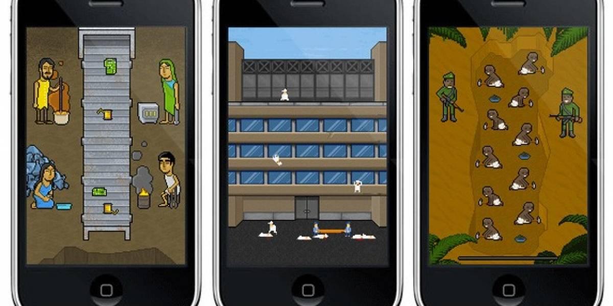 Apple retira juego de iPhone que critica la producción de móviles