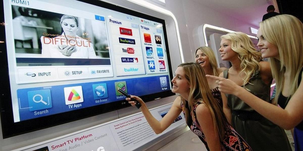 CES 2011: LG presenta su nueva gama de entretenimiento para el hogar (3D TVs y Smart TVs)