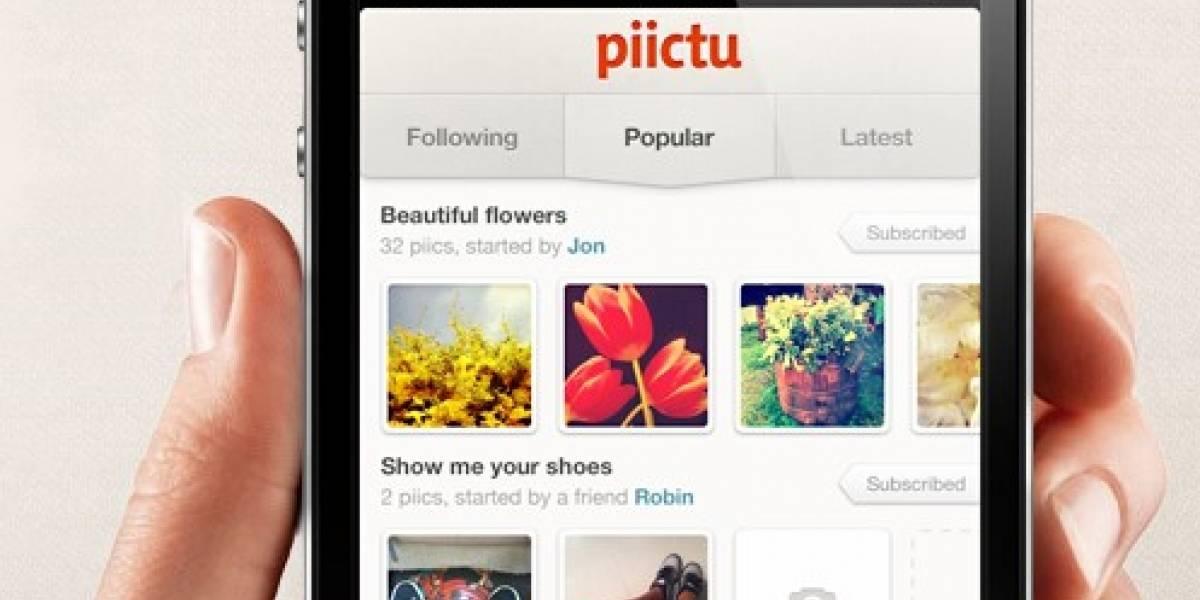 Piictu: Comunícate con fotos desde tu iPhone