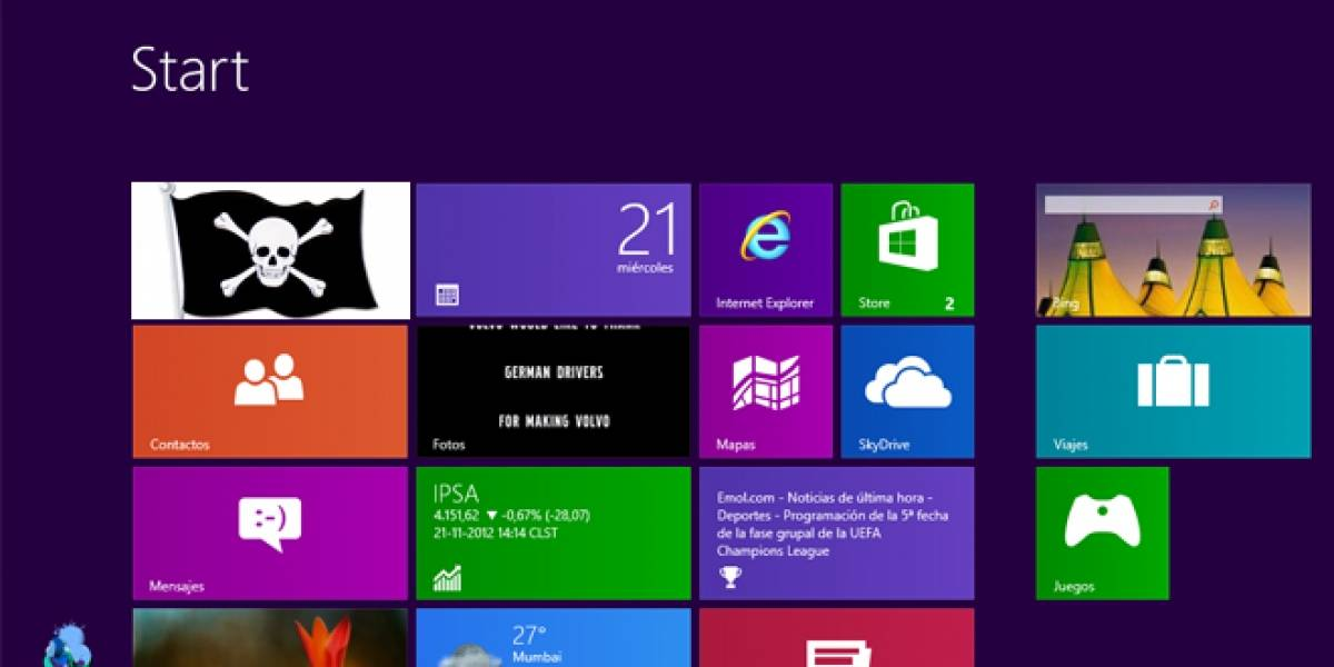 Falla de Microsoft permite activar Windows 8 de manera ilegal
