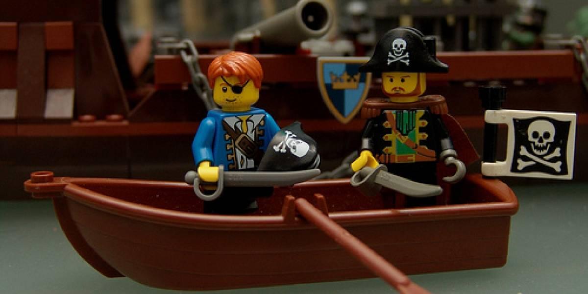 El gobierno de Estados Unidos admite que las cifras de piratería son inventos