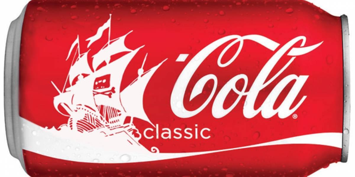The Pirate Bay es como la Coca-Cola