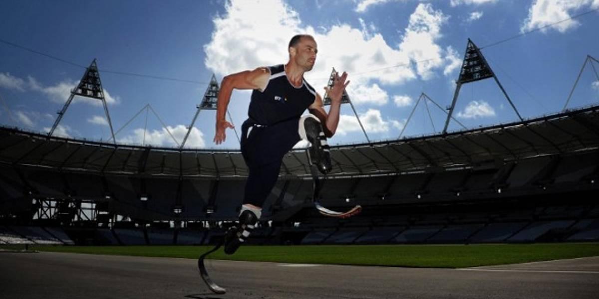 Oscar Pistorius y las prótesis más rápidas