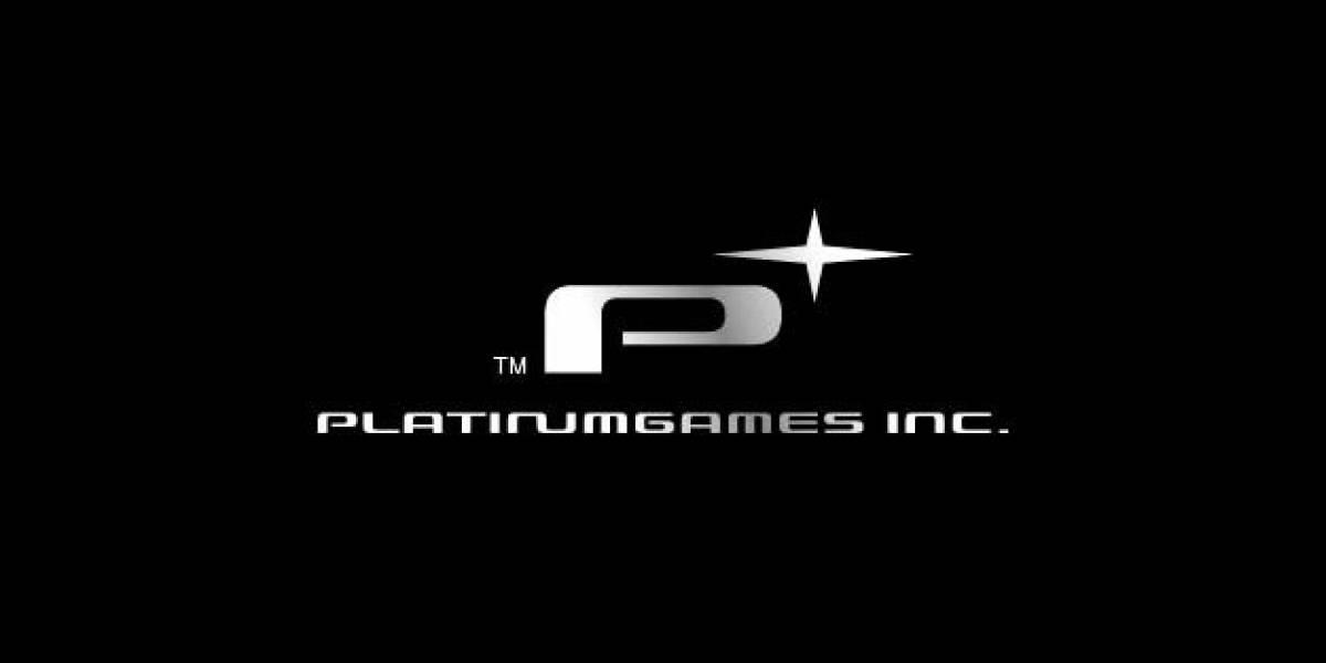 Y el próximo juego de Platinum se llama...