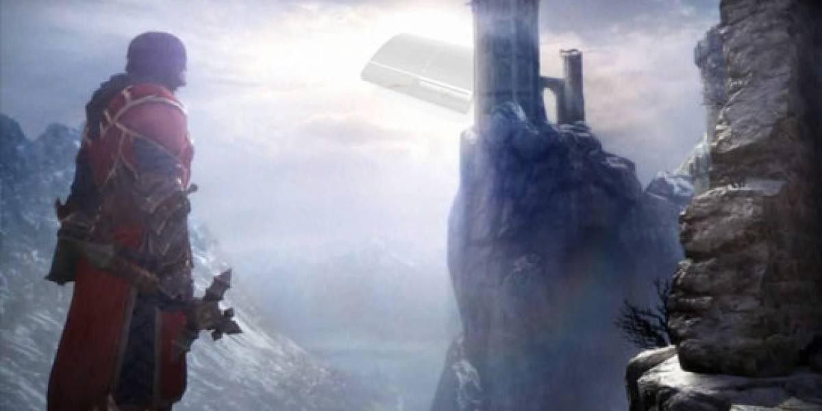 PlayStation 3 es la favorita de Castlevania: Lords of Shadows