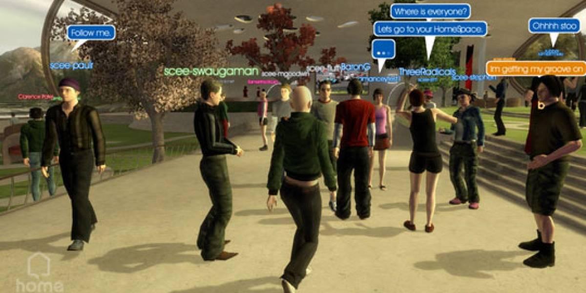 PlayStation Home: El mundo online del PS3