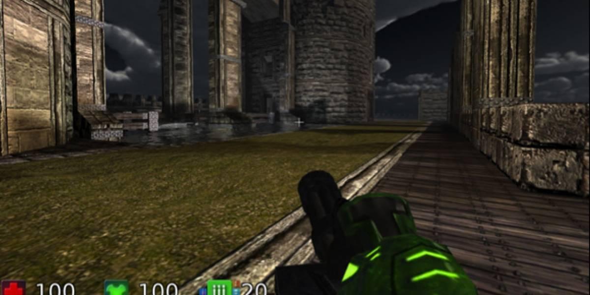 Chrome agrega función que permitiría jugar shooters en el navegador