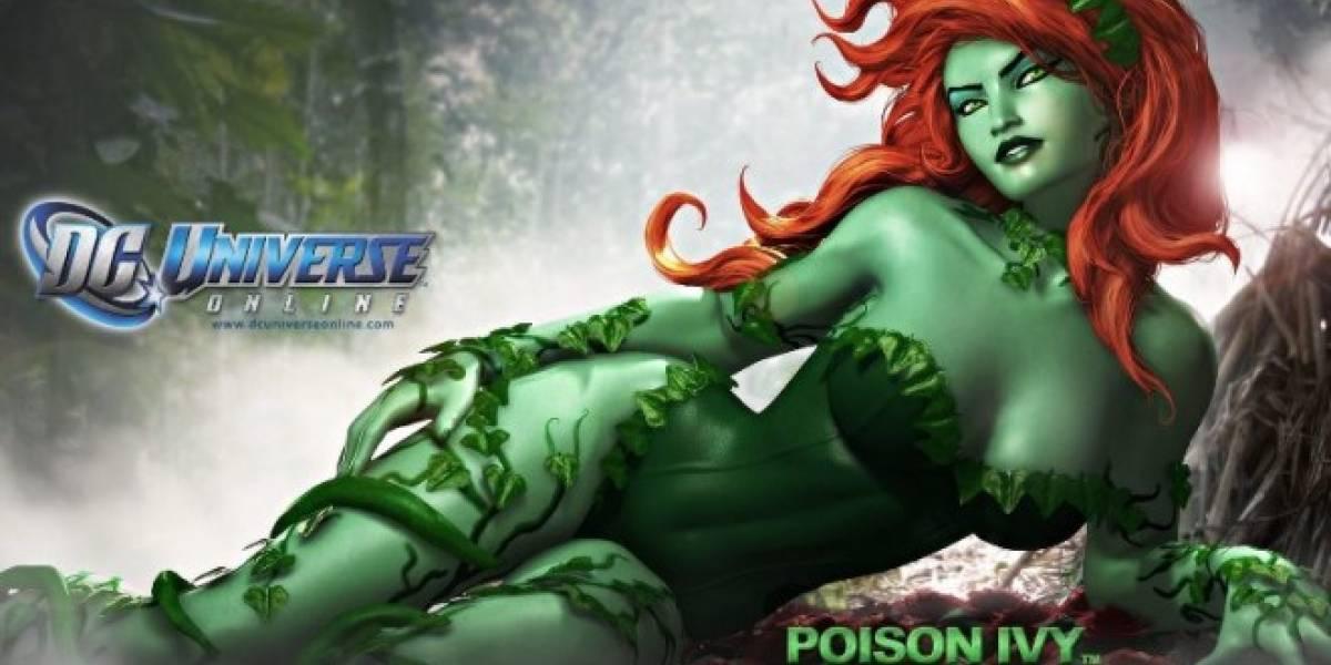 DC Universe Online llegará pronto a la PlayStation Store