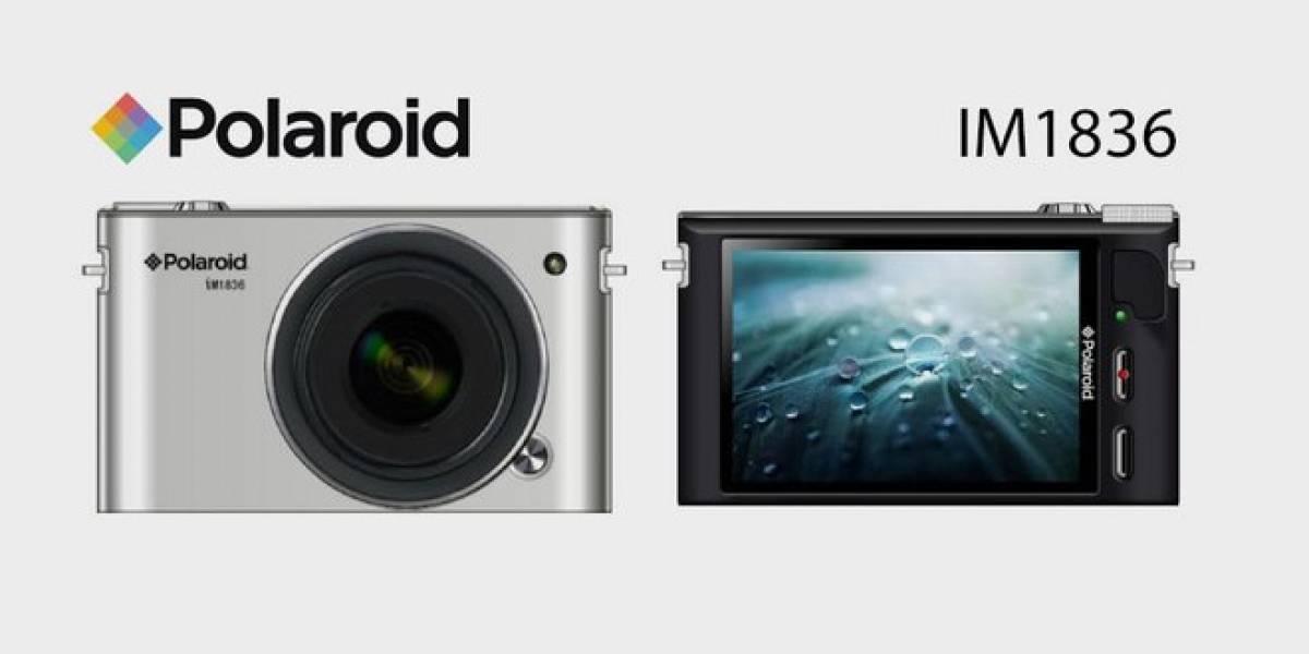 Polaroid lanzará cámara con Android en CES 2013