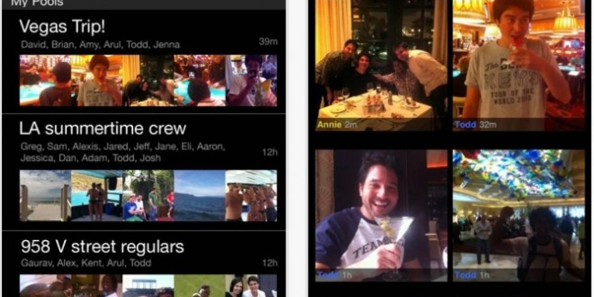 Pool Party, la nueva aplicación de Google para compartir tus imágenes