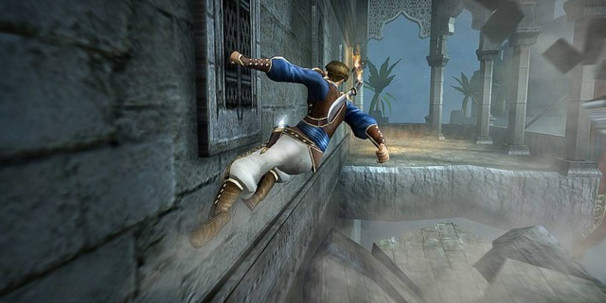 Prince of Persia: The Sands of Time HD ya está disponible en PSN