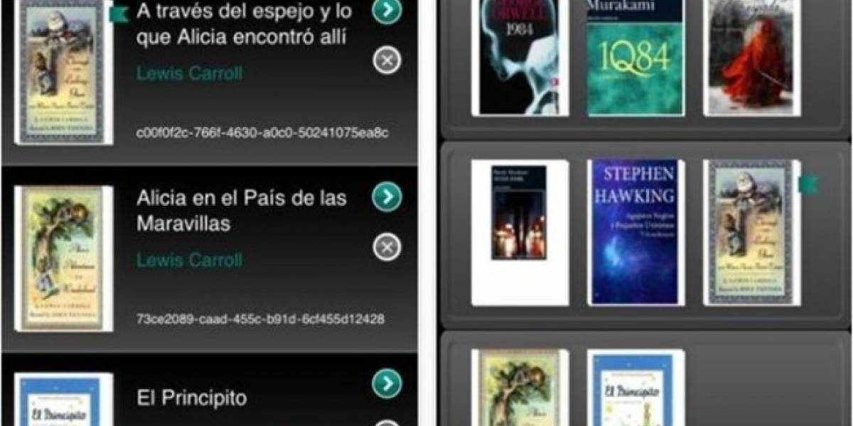 España: Popular Libros lanza una app de eBooks para iOS